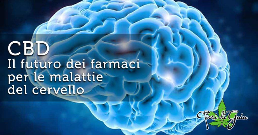 cbd per il cervello