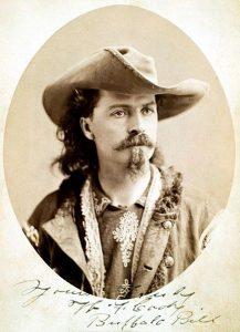Anche Buffalo Bill compra Fiori di Gaia