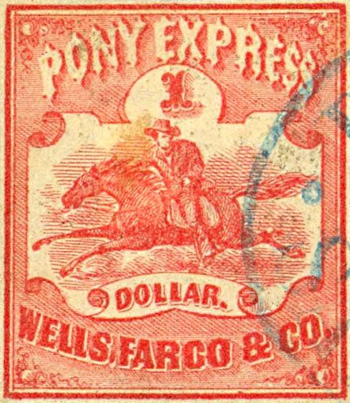 I Pony Express di Fiori di Gaia