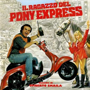 Il mito Jerry Calà e Fiori di Gaia Pony Express